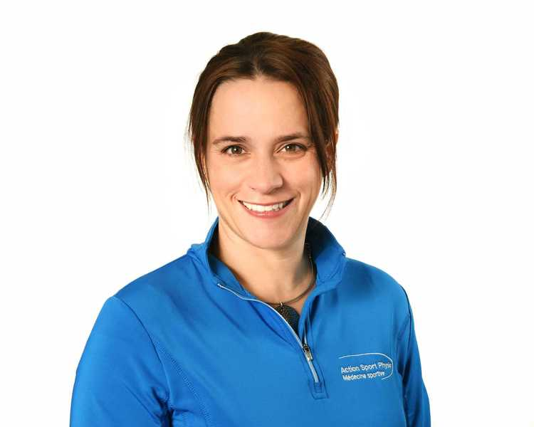 Picture of Bouillon Marie-Helene Physiotherapy expert in the Boucherville's clinic