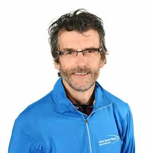 Picture of Gagne Gilbert Sports Medicine expert in the Blainville's clinic