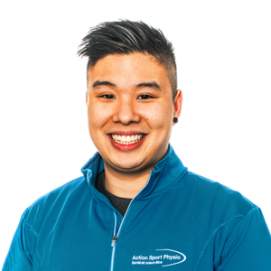 Picture of Vo-Le Nam Sports Massage Therapy expert in the Maisonneuve-Rosemont's clinic