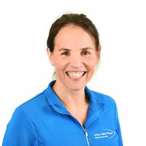 Picture of Lagarde Roxane Sports Physiotherapy expert in the Rosemere's clinic