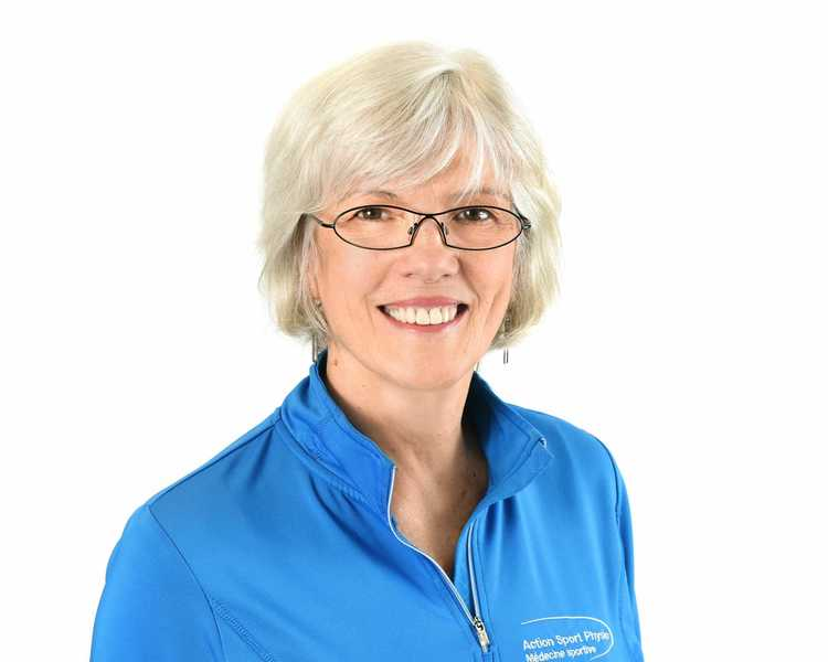 Picture of Champoux Carole Sports Medical expert in the Laval's clinic