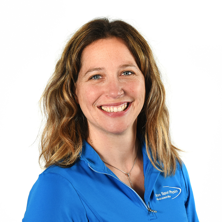 Picture of Paquette Isabelle Sports Medical expert in the Blainville's clinic