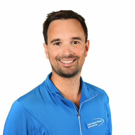 Picture of Guerin Alexandre Physiotherapy expert in the Blainville's clinic