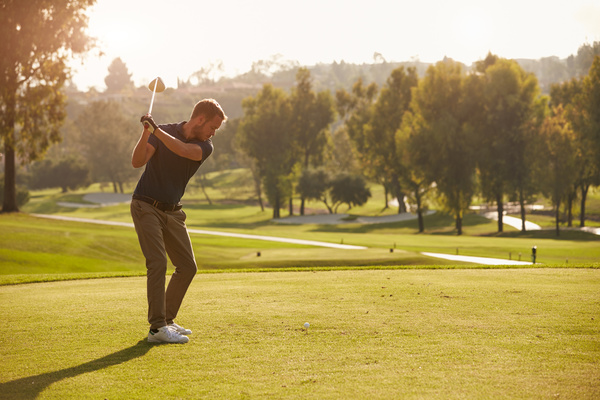Golf: 5 Exercises for a Good Warm-up Before a Game