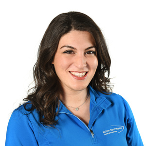 Picture of Saracino Julia Sports Medical expert in the Saint-Leonard's clinic