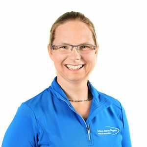 Picture of Jubinville Annie Sports Massage Therapy expert in the Repentigny's clinic