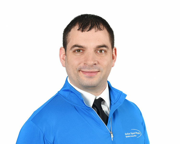 Picture of Razy Guy Physiotherapy expert in the Saint-Laurent's clinic