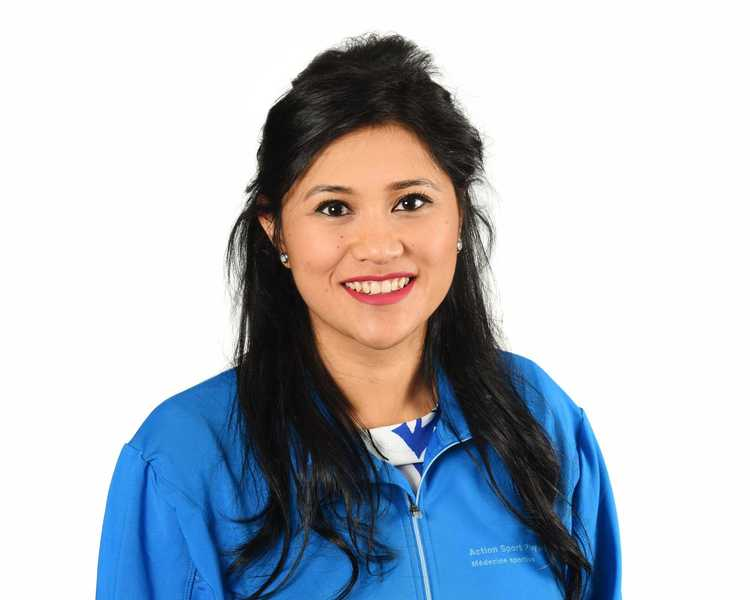 Picture of Christine Messiha Occupational Therapy expert in the Vaudreuil-Dorion's clinic