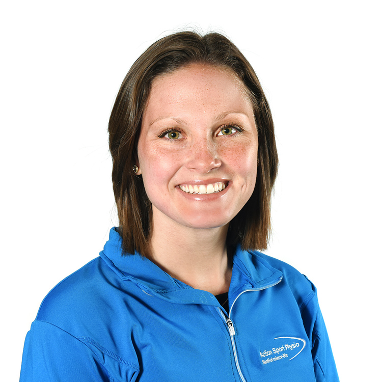 Picture of Coulter Kelsey Sports Medical expert in the Vaudreuil-Dorion's clinic