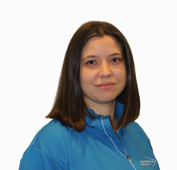 Picture of Amanda Cote Sports Medical expert in the Rosemere's clinic