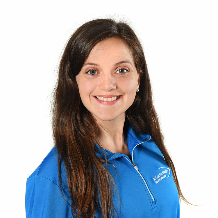 Picture of Thivierge Veronique Physiotherapy expert in the Sherbrooke's clinic