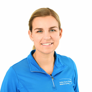 Picture of Addison Judith Physiotherapy expert in the Vaudreuil-Dorion's clinic