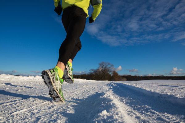 RUNNING IN WINTER: WHAT TO WEAR?