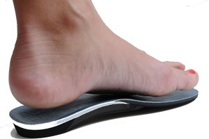 Picture of the Over the Counter Orthotics's service