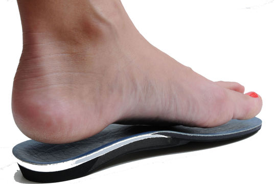 Picture of the Custom-Made Orthotics's service