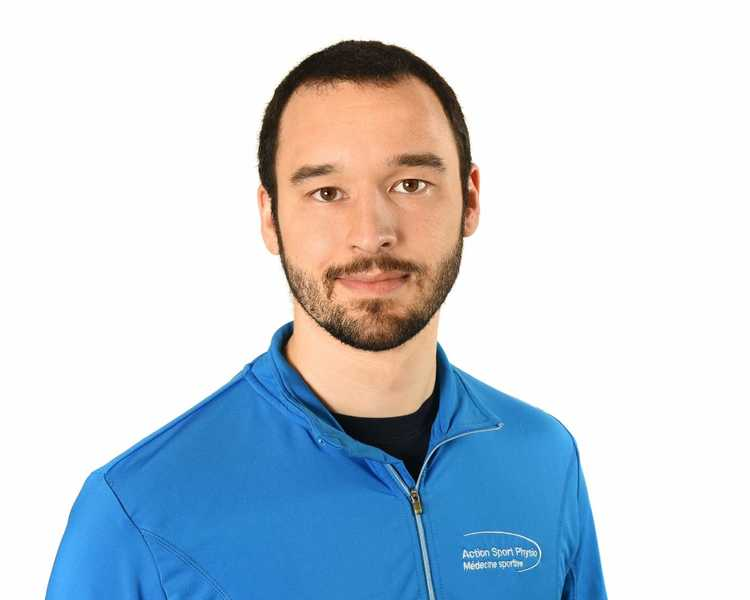 Picture of Darveau-Maurais Andre Sports Physiotherapy expert in the Boucherville's clinic
