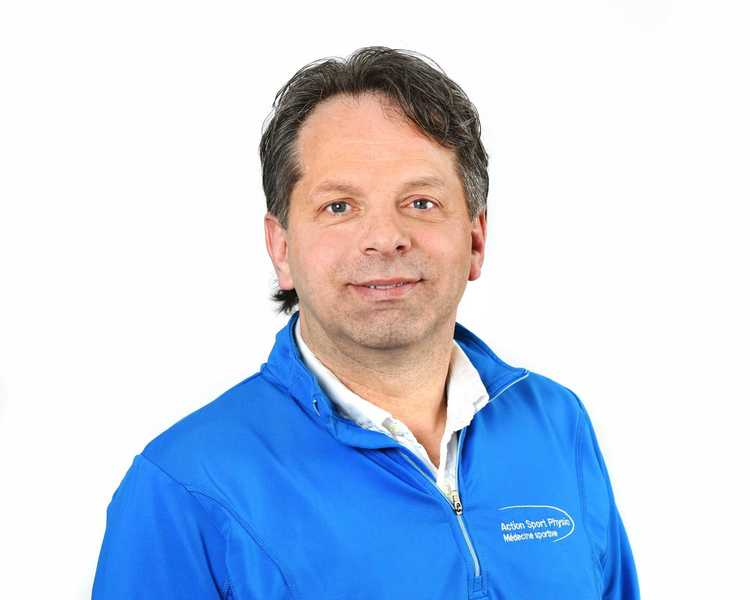 Picture of Perreault Jean-Luc Physiotherapy expert in the Piedmont-Saint-Sauveur's clinic