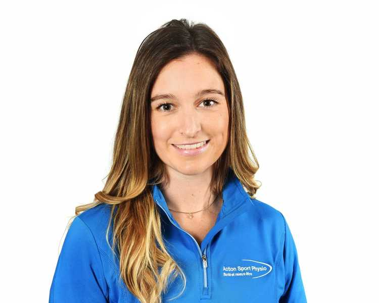 Picture of Bedard Melissa Perineal Re-education expert in the Piedmont-Saint-Sauveur's clinic