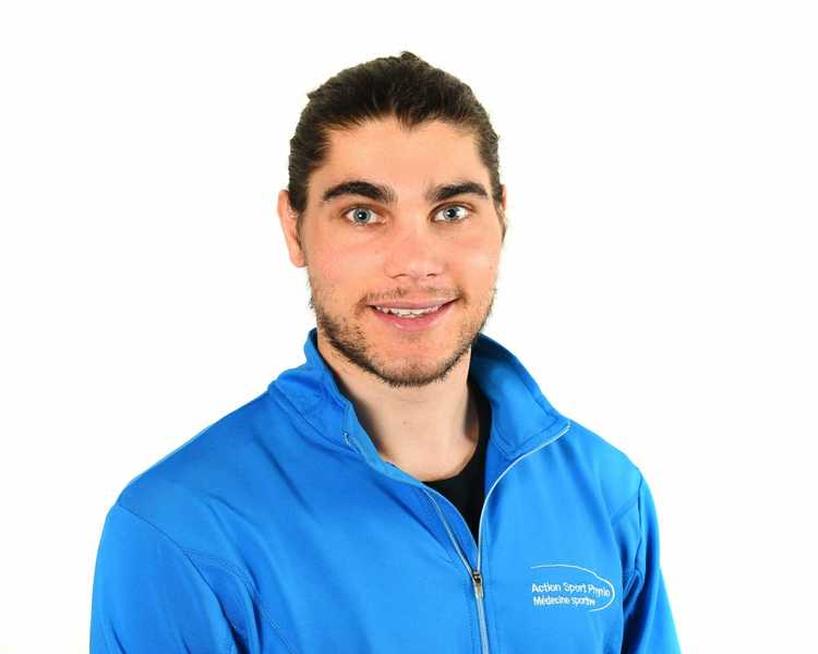 Picture of Fontaine Hugues Sports Physiotherapy expert in the Repentigny's clinic