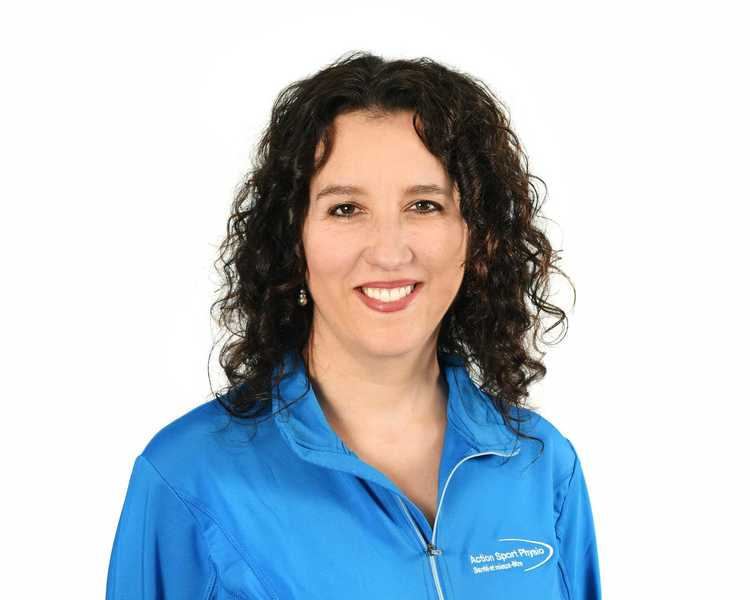 Picture of Rousseau Julie Sports Massage Therapy expert in the Laval's clinic