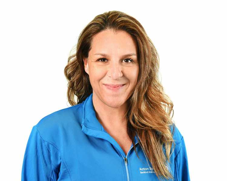 Picture of Jobin-Landriault Annie Sports Massage Therapy expert in the Saint-Jerome's clinic