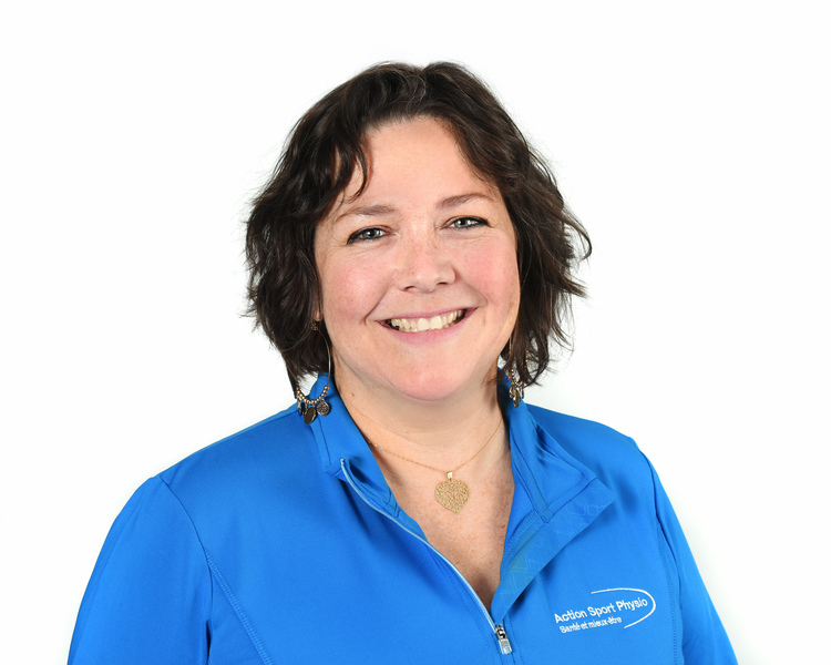 Picture of Drillet Carine Acupuncture expert in the Boucherville's clinic