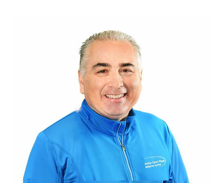 Picture of Ciccarelli Urbano Sports Physiotherapy expert in the Saint-Bruno's clinic