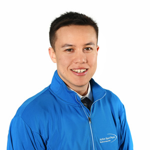 Picture of Eng-Michell Ming Massage Therapy expert in the Montreal West's clinic