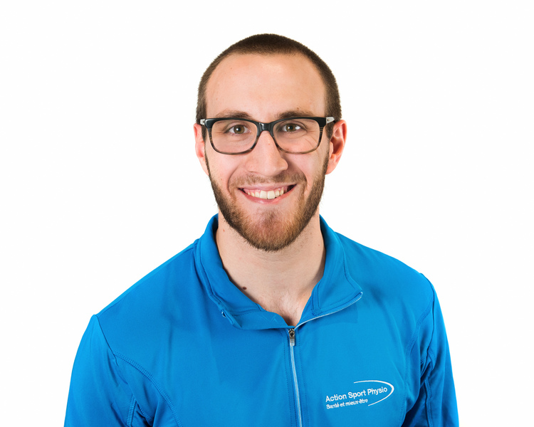 Picture of Schinck Danik Physiotherapy expert in the Blainville's clinic