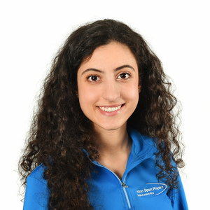 Picture of Dicarlo Alessia Physiotherapist at the Saint-Leonard clinic.