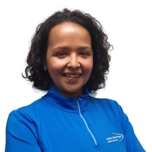 Picture of Maira Prado Sports Physiotherapy expert in the Cabini's clinic