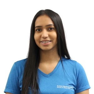 Picture of Ratnasingam Ramia Assistant Therapist at the Montreal-West clinic.