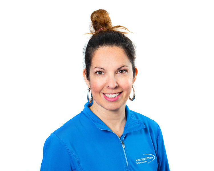 Picture of Lavoie Marie-Eve Physiotherapy expert in the Mont-Saint-Hilaire's clinic