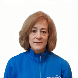 Picture of Betty Figuero de Cabeza expert in the Cabini's clinic