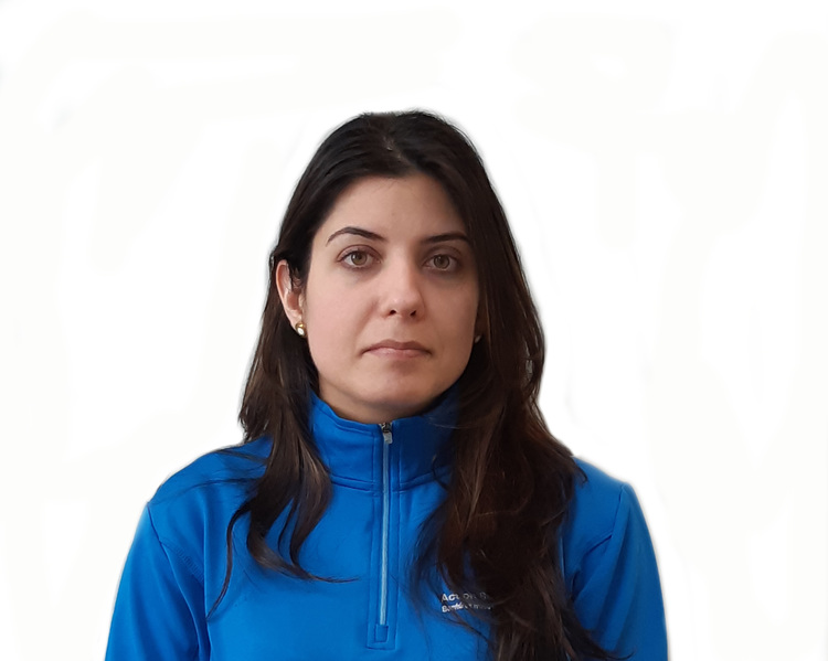 Picture of Kleidy Marques, Physical Rehabilitation Therapist expert in the Cabini's clinic