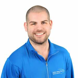 Picture of Alex Bissonnette Physiotherapist at the Action Sport Physio Piedmont/Saint-Sauveur clinic