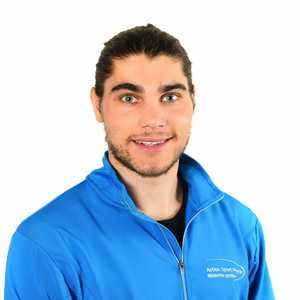 Picture of Hugues Fontaine Physiotherapist at the Action Sports Physio Mascouche clinic