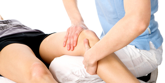 Picture of the Physiotherapy's service
