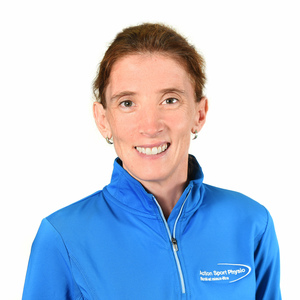 Picture of Anne Battisti Physiotherapist at the Action Sport Physio Saint-Jérôme clinic