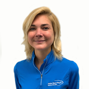 Picture of Maude Ménard-Ouellette Physiotherapist at the Action Sports Physio Mercier Hochelaga clinic