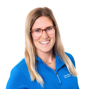 Picture of Johanie Dubé Physiotherapist at the Action Sports Physio Valleyfield clinic