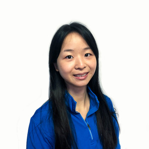 Picture of Cindy Luo Physiotherapist at the Action Sports Physio Valleyfield clinic