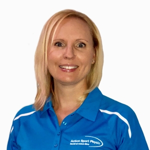 Picture of Mariella Carroga Occupational Therapist at the Action Sport Physio West Island clinic