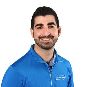 Picture of Cory Schiffman Physiotherapist at the Action Sports Physio West Island clinic