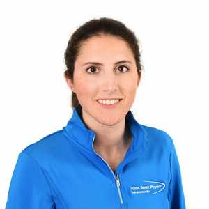 Picture of Zeina Khawam Nutritionist at the Action Sports Physio Montreal West clinic