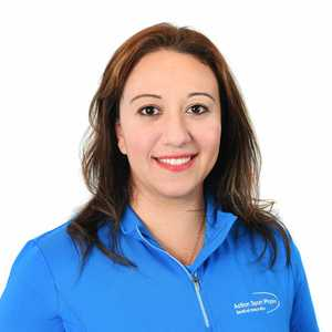 Picture of Sarah Khalil Physiotherapist at the Action Sports Physio Lachine clinic