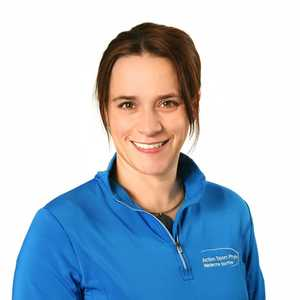 Picture of Marie-Hélène Bouillon Physiotherapist at the Action Sport Physio Boucherville clinic