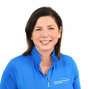 Picture of Linda Chartrand Receptionist at the Action Sport Physio Piedmont/Saint-Sauveur clinic