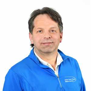 Picture of Jean-Luc Perreault Physiotherapist at the Action Sports Physio Piedmont/Saint-Sauveur clinic