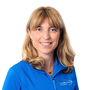 Picture of Sylvie Pirard Physiotherapist at the Action Sports Physio Vaudreuil-Dorion clinic